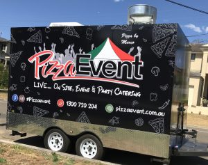 Mobile Pizza Food Truck