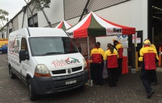 Catering at Work - DHL Transport