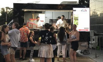 Pizza Food Truck Event Sydney