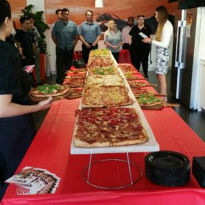 Corporate Catering - Mobile Pizza Sydney