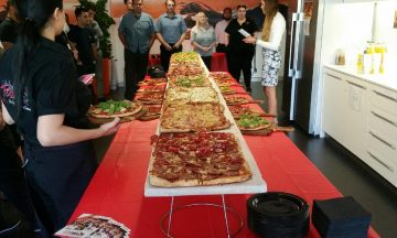 Corporate Pizza Catering Sydney Events