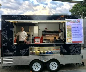 Pop Up Pizza Truck at Your Event